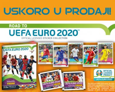 ROAD TO UEFA EURO 2020