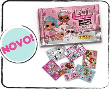 L.O.L. MAGNETIC CARDS!