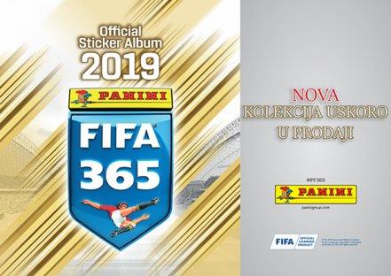 NOVA FIFA 365 2019!