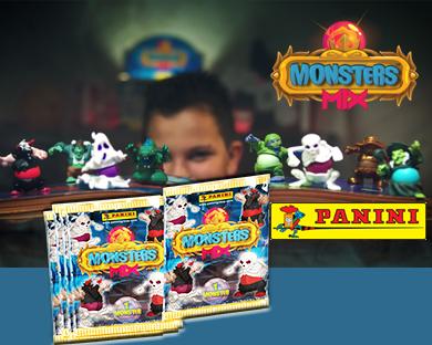 Monsters Mix 3D