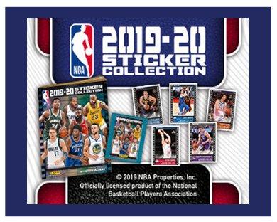 NBA 2019-20 STICKER COLLECTION