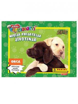 Amici Cucciolotti - Misija prijatelja životinja 2018 KESICA