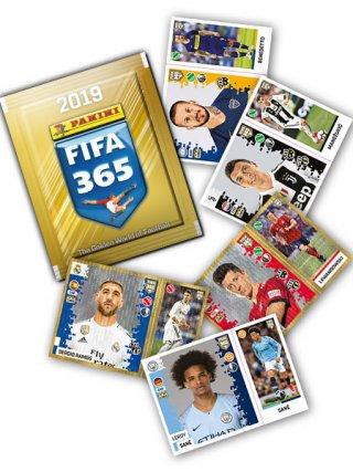 PANINI FIFA 365 2019 - KESICA