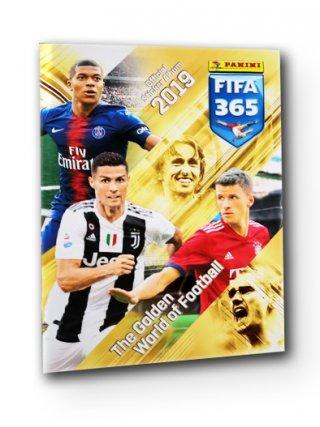 PANINI FIFA 365 2019 - ALBUM