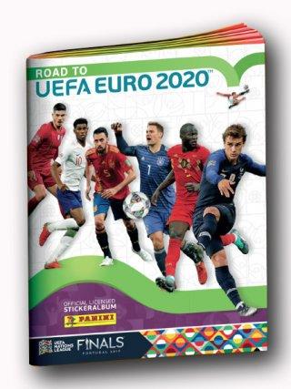 ROAD TO UEFA EURO 2020 - ALBUM