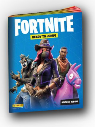 FORTNITE Ready to jump ALBUM