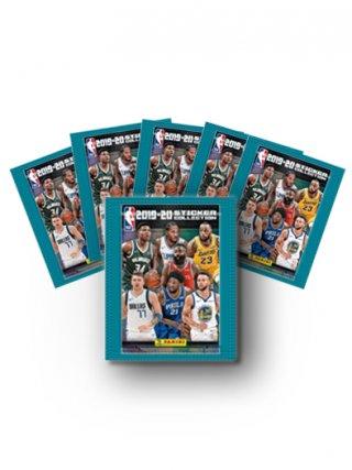 NBA 2019 - 20 STICKER COLLECTION KESICA