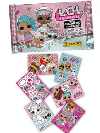L.O.L. Surprise MAGNETIC CARDS