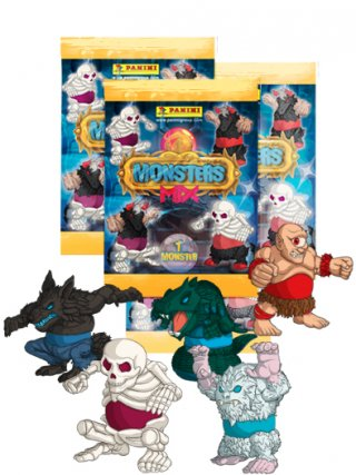 Monsters Mix 3D