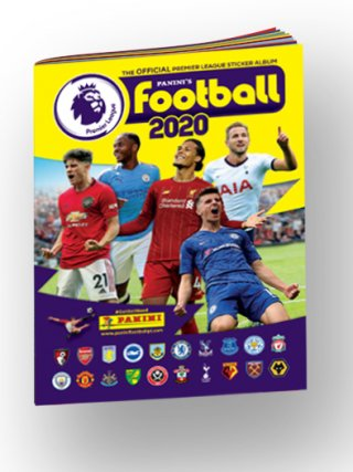 PANINI PREMIER LEAGUE 2020 ALBUM