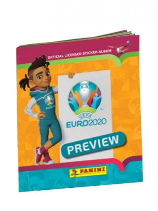 The UEFA EURO 2020 Preview ALBUM