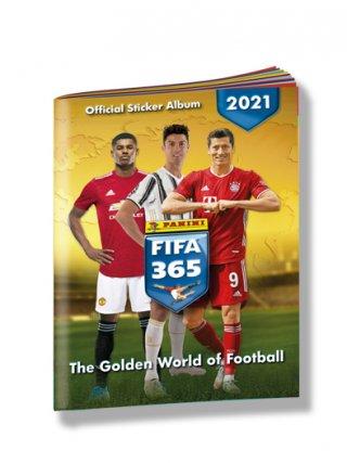 PANINI FIFA 365 2021 ALBUM