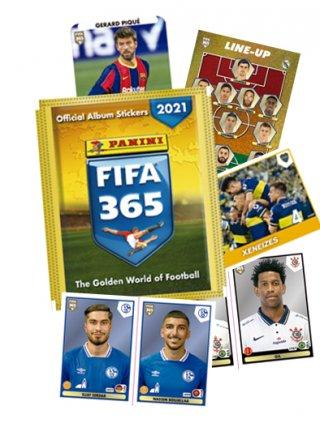 PANINI FIFA 365 2021 KESICA