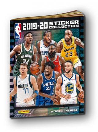 NBA 2019 - 20 STICKER COLLECTION