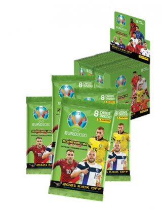 UEFA EURO 2020 TRADING CARDS KESICA