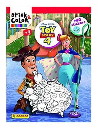 Toy Story 4 Bojanka sa stikerima