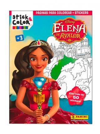 Disney Elena de Avalor Bojanka sa stikerima