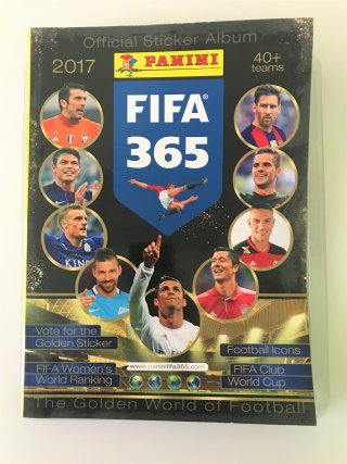 FIFA 365 - The Golden World of Football 2017