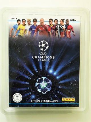 UEFA CHAMPIONS LEAGUE 2013/2014