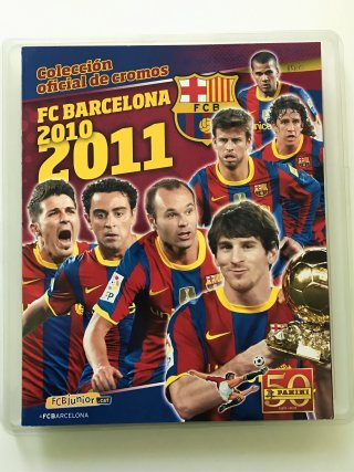 FC BARCELONA 2010-11
