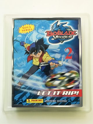 BEYBLADE - V FORCE